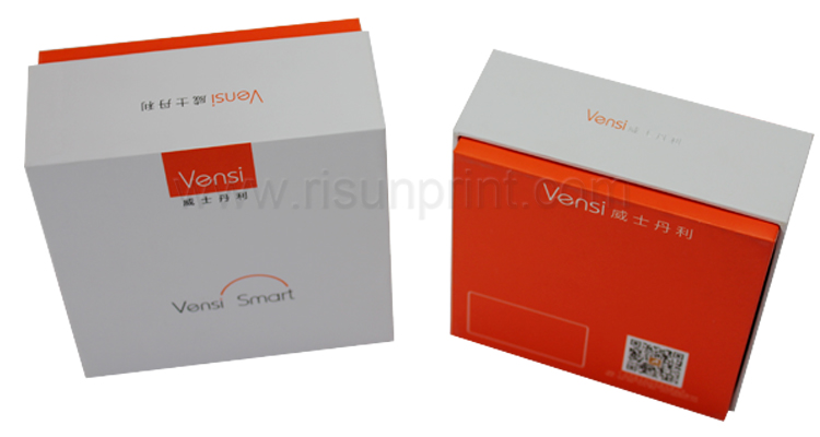 custom demand boxes with stamping logo