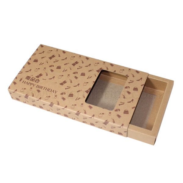 Kraft Paper Packaging Box