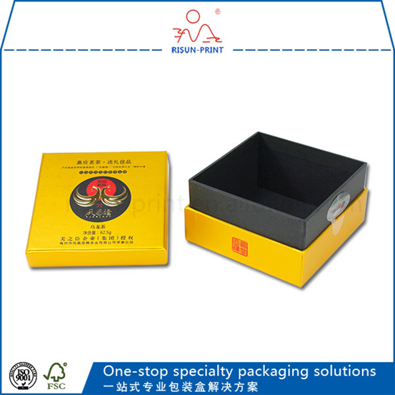 paper packaging box manufacturer