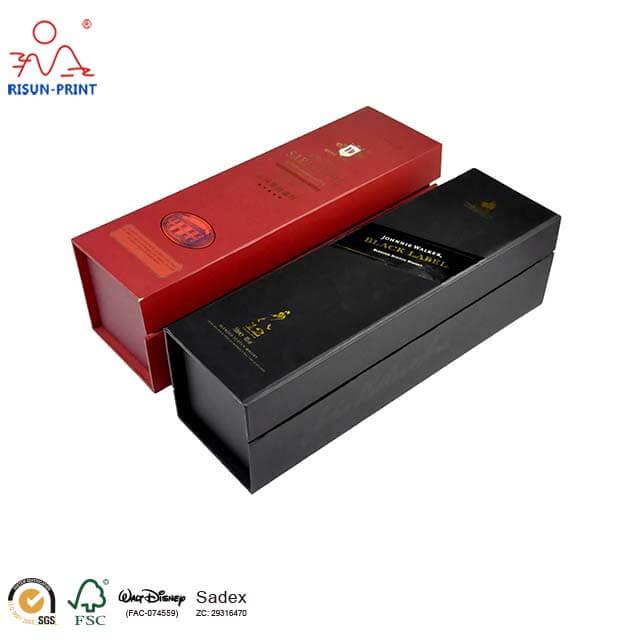 EVA Cardboard Wine Packaging