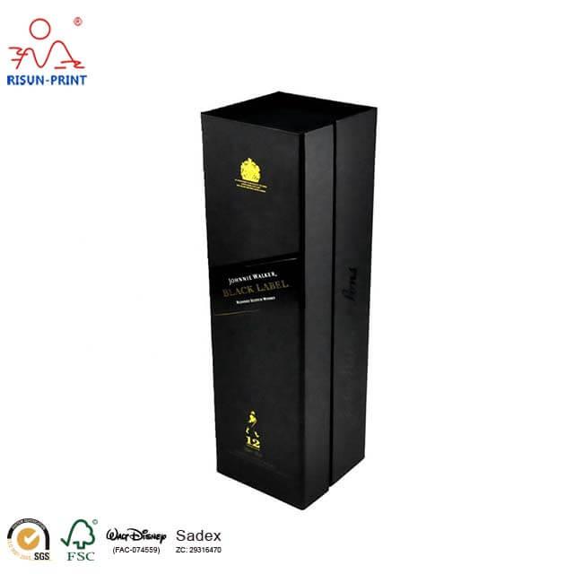 Cardboard Wine Packaging