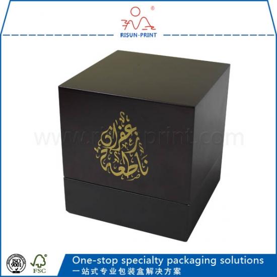 custom order wooden material food packaging snake box selling in