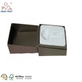 Corrugated Boxes With White Foam Bottle Packing