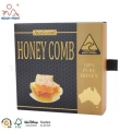 Honey Use Food Outer Packaging Custom Paper Box Manufacturers