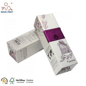 Paper Perfume Box Packaging