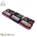 New Design High Quality Wholesale Price Paper Packaging Nails Box With Glossy Lamination
