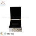 Custom Logo Printing Pendant Packaging Box With White Pillow