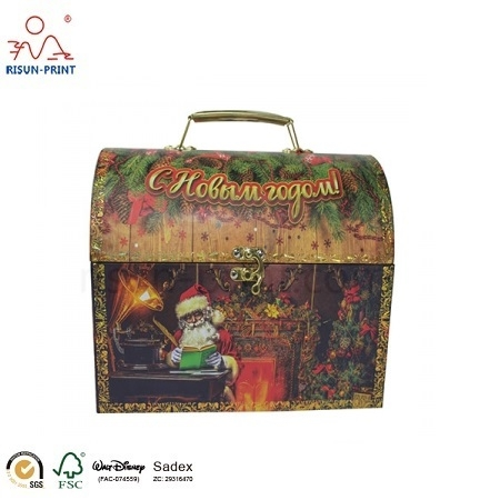 Christmas Gift Boxes Wholesale.Wholesale Custom Foil Stamp Paper Packaging Christmas