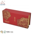 Custom Fashion Food Boxes Magnet Close Mooncake Boxes