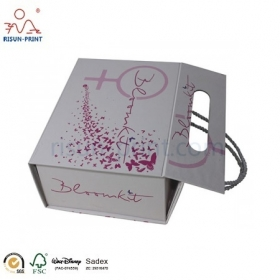 Fodable Paper Packaging Box