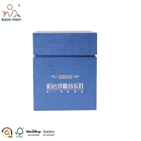 Embossing Logo Box