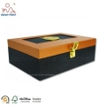 CMYK Printed Paper Packaging Inagement Tea Box