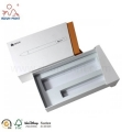 Custom Packaging Boxes Electronic Pen Packaging White Decorative Gift Boxes