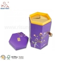 Hexagonal Box Hot selling Mooncake Food Box Monthly Snack Box Subscriptions