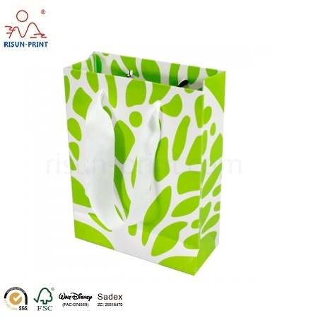 Custom Logo Paper Bag