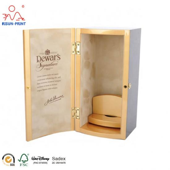 New Wine wooden box