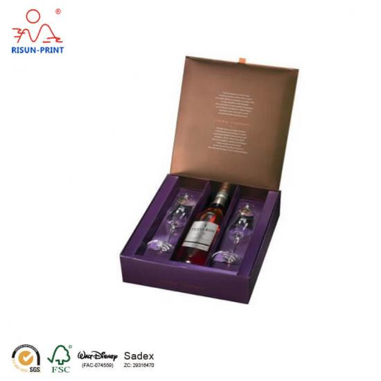 Perfection Gift box Set Cognac